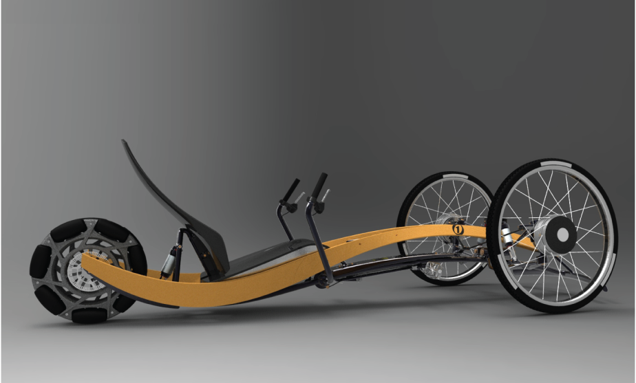 Crossbow electric tricycle concept