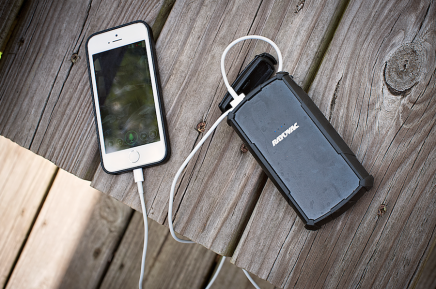 Rayovac 200mAh indestructible power pack